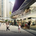 Thaihot City Plaza Mall Proposal (7) Courtesy of Spark Architects