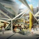 Thaihot City Plaza Mall Proposal (8) Courtesy of Spark Architects