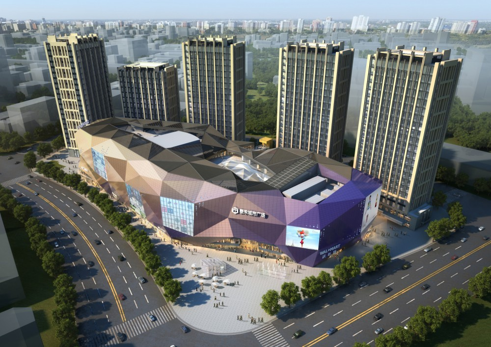 Thaihot City Plaza Mall / Spark Architects