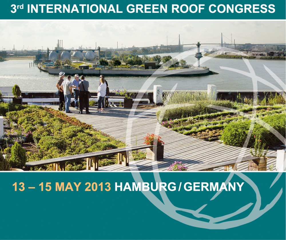 3rd International Green Roof Congress 2013