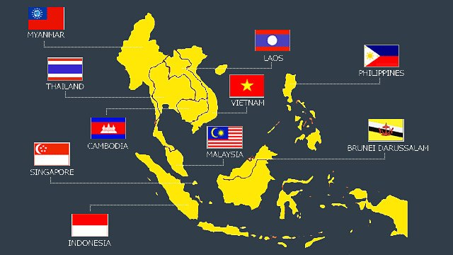 Borderless Competition: Designing Future ASEAN Borders