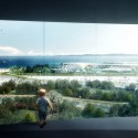 Masterplan of Xiasha Wander Bay Second Prize Winning Proposal (2) Courtesy of FCHA
