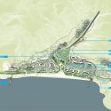 Masterplan of Xiasha Wander Bay Second Prize Winning Proposal (6) masterplan