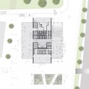 Multi-Functional Headquarters of EDEL AG Competition Entry (6) ground floor plan