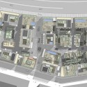 Allies and Morrison Architects' District//S Win National Urban Design Awards Practice Project Award  (5) roof plan