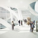 Piraeus Antiquities Museum Competition Entry (6) grand void / © PAR
