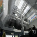 New National Contemporary Art Storage of Korea Competition Entry (5) main ceremonial staircase