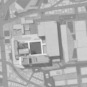 New National Contemporary Art Storage of Korea Competition Entry (10) site plan