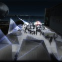 'Haze' Pavilion Proposal (2) Courtesy of Salon2