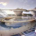 Padideh Kish Competition Winning Proposal (3) Courtesy of Shirdel and Associates Architects