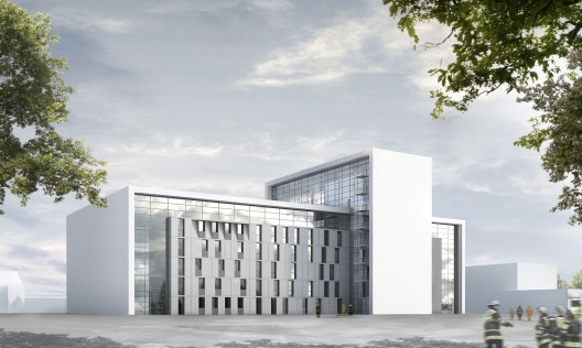 Courtesy of gmp Architekten