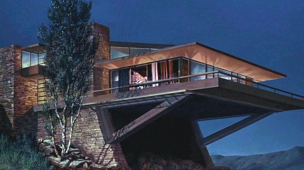 "Films & Architecture: ""North by Northwest"""