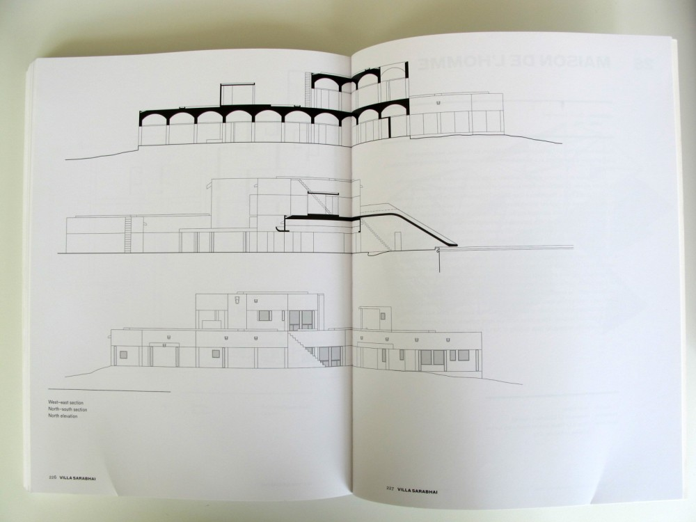 LE CORBUSIER REDRAWN: The Houses / Steven Park