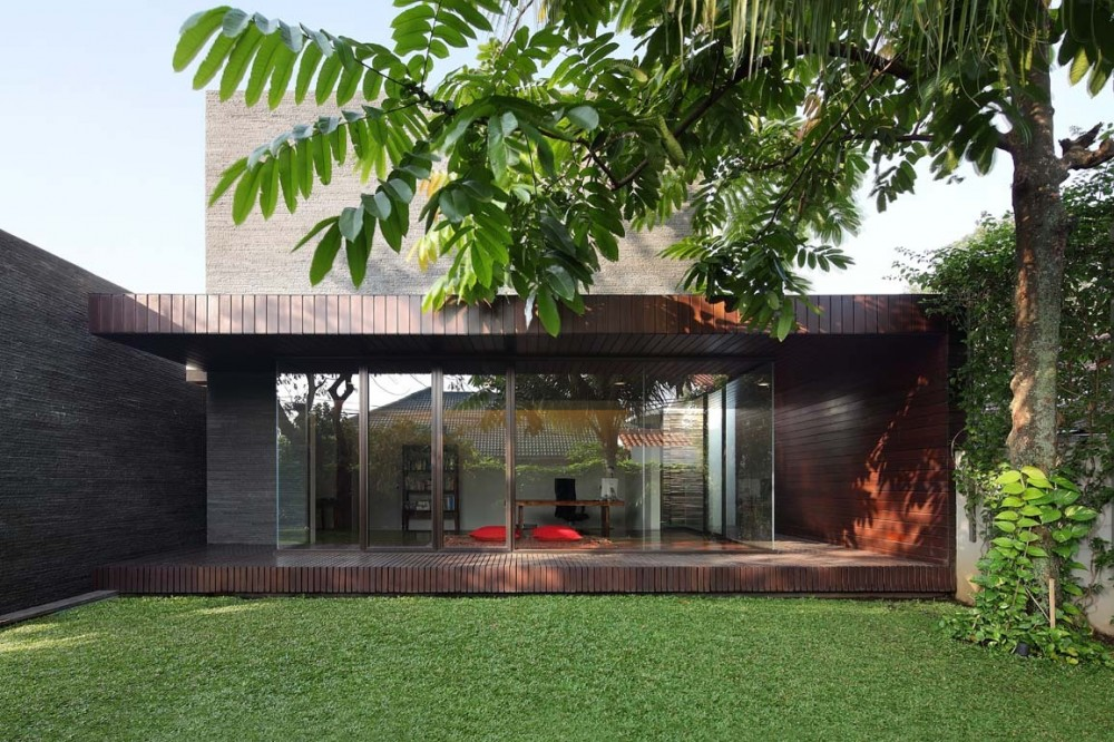 Diminished House / Wahana Cipta Selaras