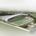World-Class Soccer Stadium Underway in Haiti Courtesy of Project Phoenix