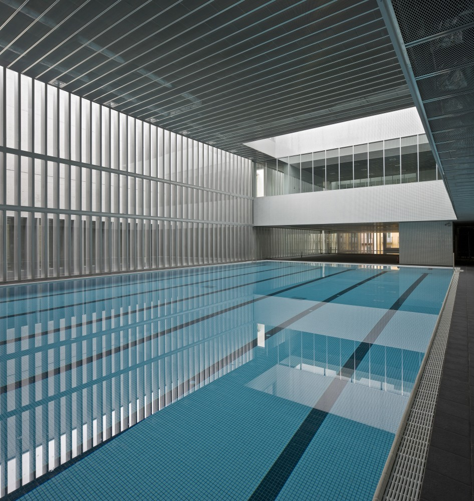 Hydrothermal Center 'Aquavox' / Otxotorena Arquitectos