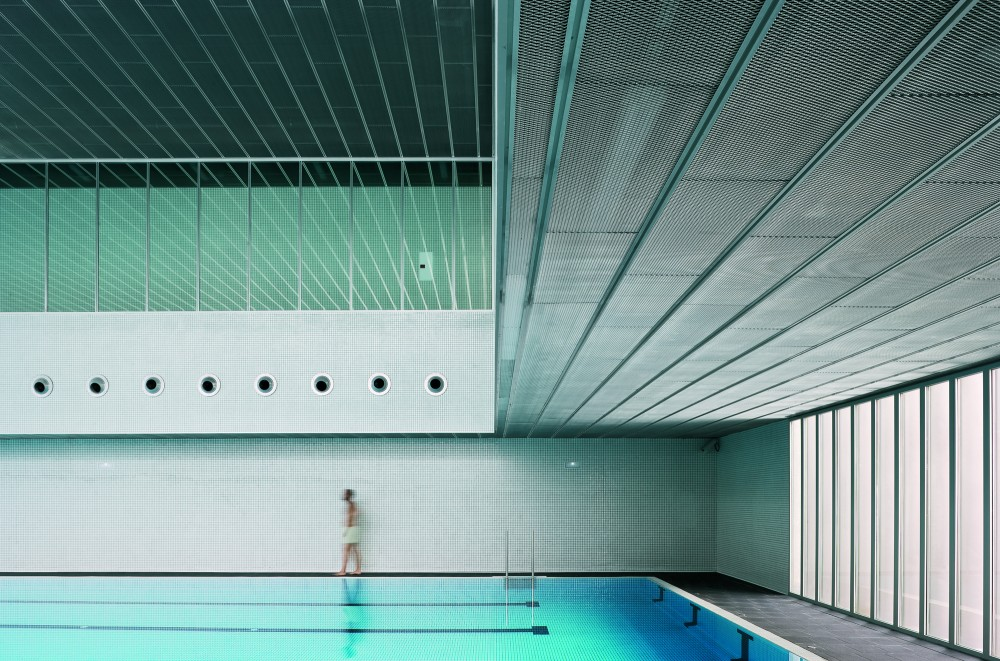 Hydrothermal Center &#8216;Aquavox&#8217; / Otxotorena Arquitectos