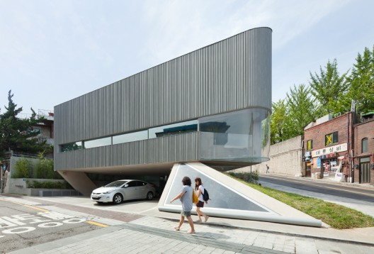 Songwon Art Center / Mass Studies  Kyungsub Shin