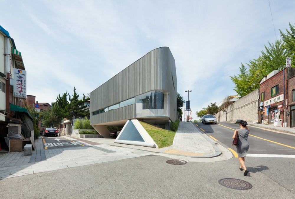 Songwon Art Center / Mass Studies
