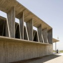 Shrine of the Virgin of La Antigua  /  Otxotorena Arquitectos © Pedro Pegenaute