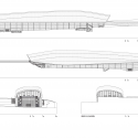 LeMay Museum / LARGE Architecture Elevations