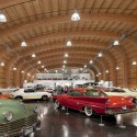 LeMay Museum / LARGE Architecture Courtesy of LARGE Architecture