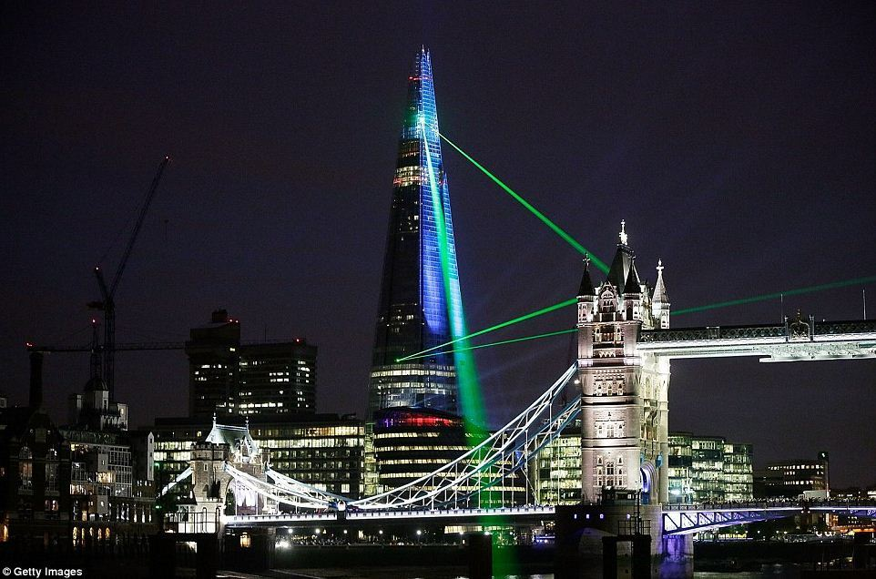 The Shard Opens to the Public