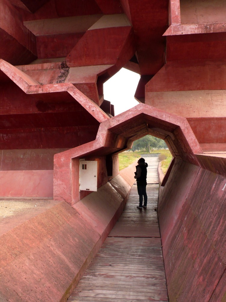 Ruins of an Alternate Future (Jinhua Architecture Park)