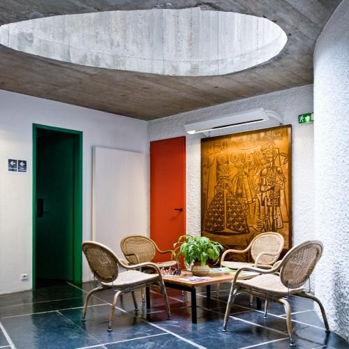Ad classics maison du bresil le corbusier archdaily - Maison du bresil paris ...