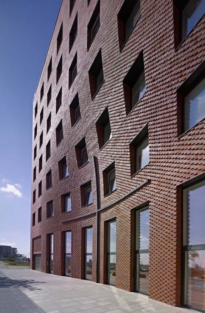 Ecumenical Forum HafenCity / Wandel Hoefer Lorch + Hirsch