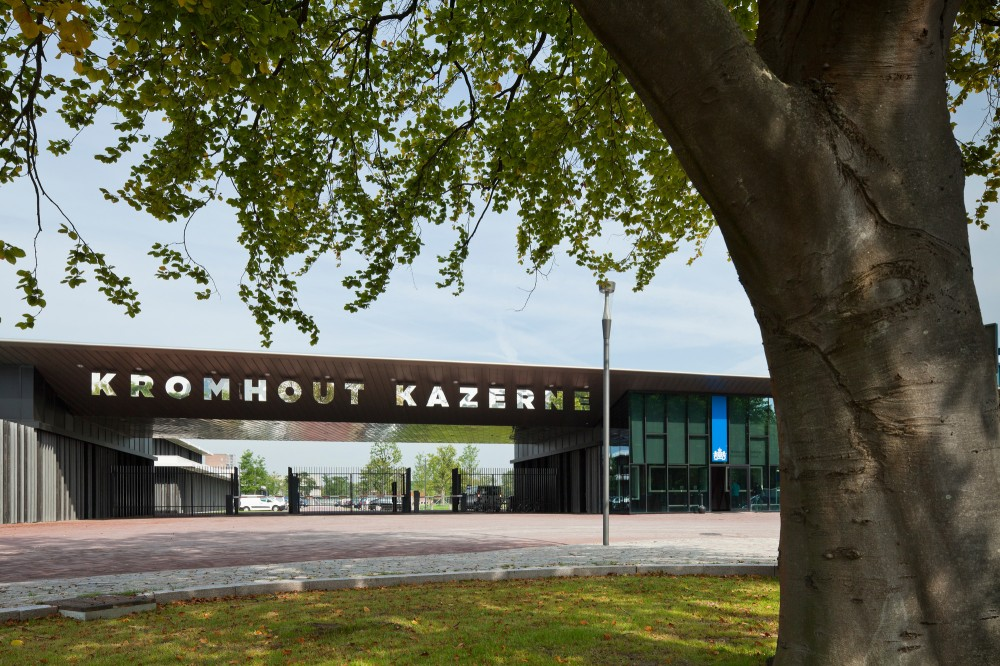 Kromhout Barracks / Karres en Brands + Meyer en Van Schooten Architecten