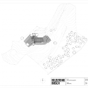 Holiday Home in the Algarve / Hilberink Bosch Architects Site Plan