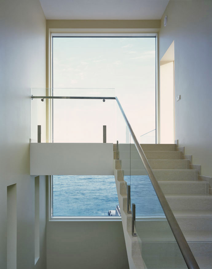 Yacht House / Robin Monotti Architects