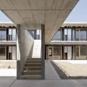57 Viviendas Universitarias En El Campus De LEtsav / H Arquitectes + dataAE  Adri Goula