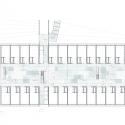 57 Viviendas Universitarias En El Campus De L'Etsav / H Arquitectes + dataAE Plan