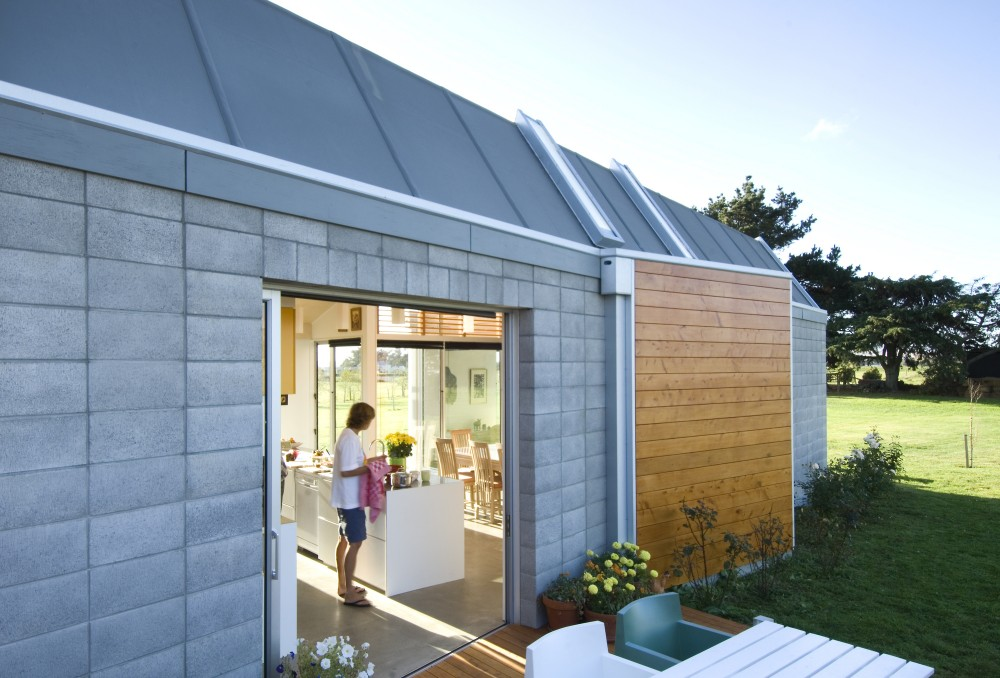 Cornege-Preston House / Bonnifait + Giesen