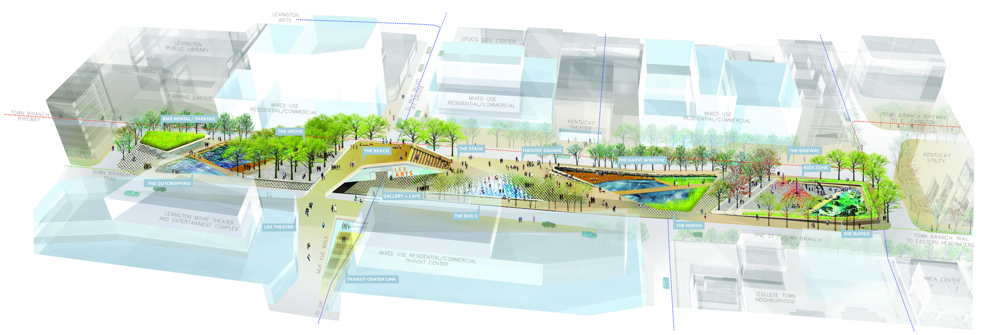 gallery scape landscape architecture wins competition