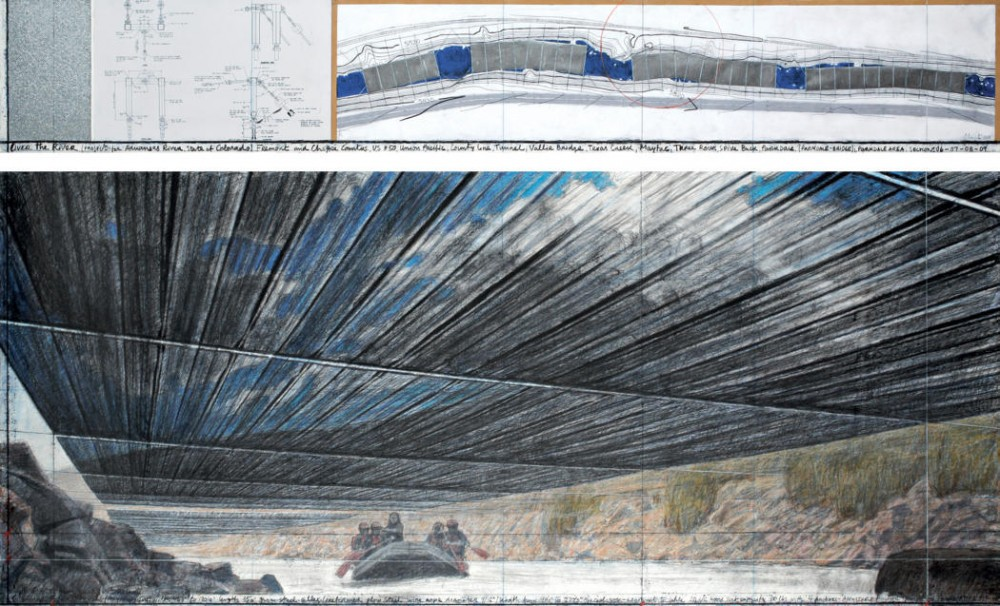 The Indicator: Christo is Over the River