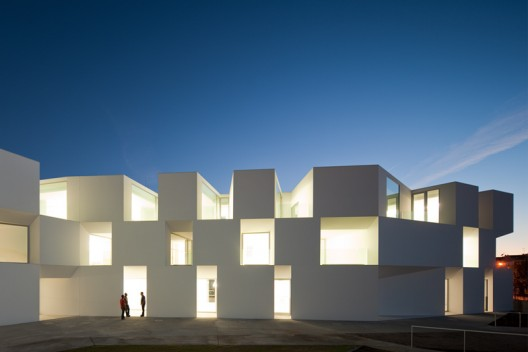Alccer do Sal Residences / Aires Mateus  FG+SG - Fernando Guerra, Sergio Guerra