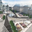 George Square Controversy George Square Competition Entry / Burns + Nice