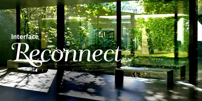 Interface Reconnect Your Space Competition Invites Designs for Humans Deep Seated Love of Nature
