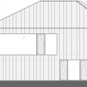 House VMVK / dmvA East Elevation