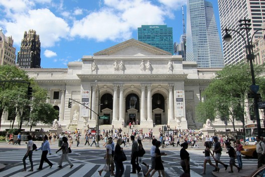 "Foster Responds to Kimmelman's ""Offensive"" Diatribe Regarding the New York Public Library"