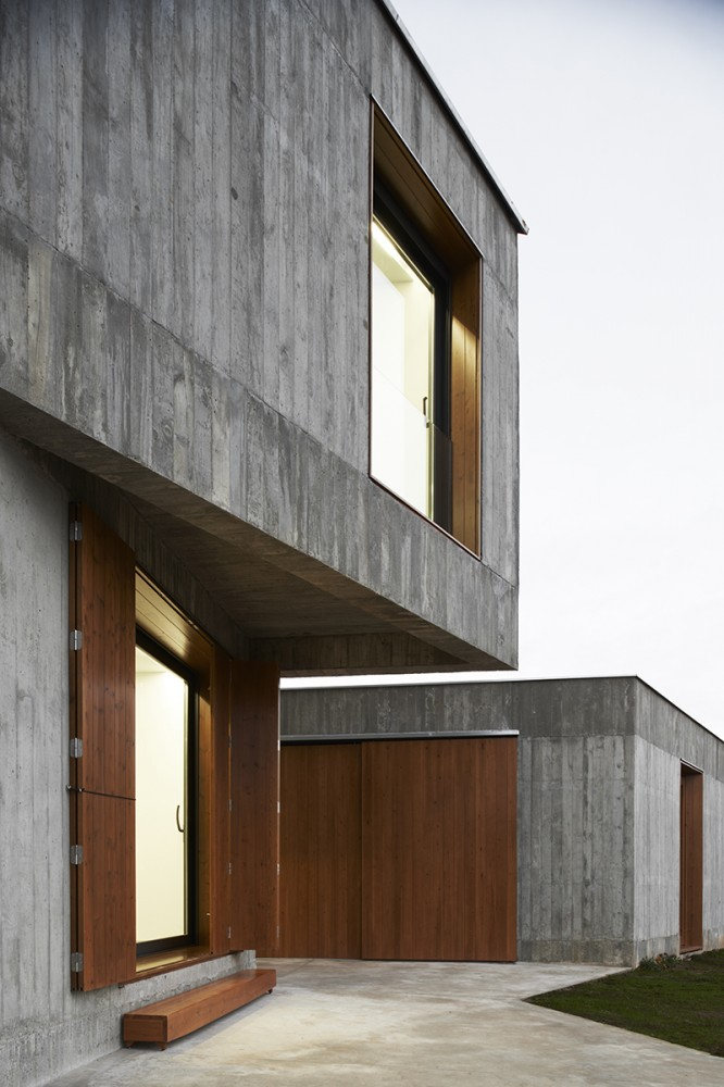 MP House / alcolea+trrago arquitectos