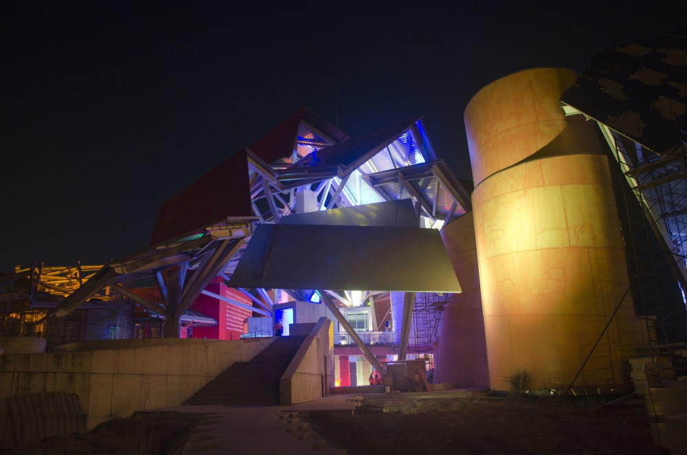 In Progress: The Biomuseo / Gehry Partners