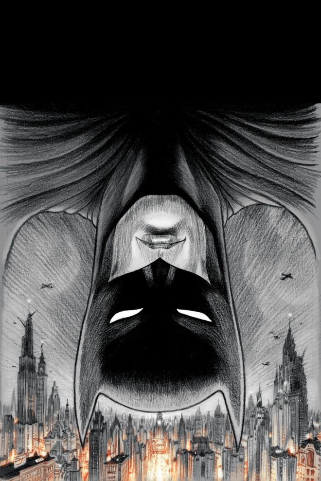 Batman and Architecture Finally United in &#8216;Batman: Death by Design&#8217;
