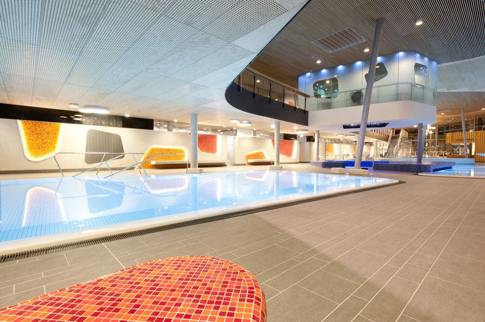 The Thermal Baths in Bad Ems / 4a Architekten