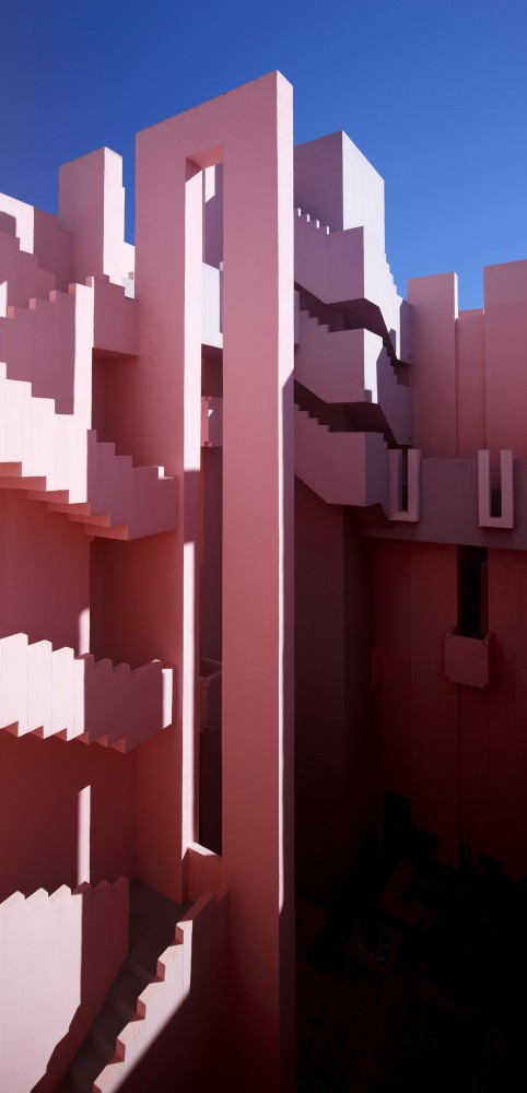 AD Classics: La Muralla Roja / Ricardo Bofill