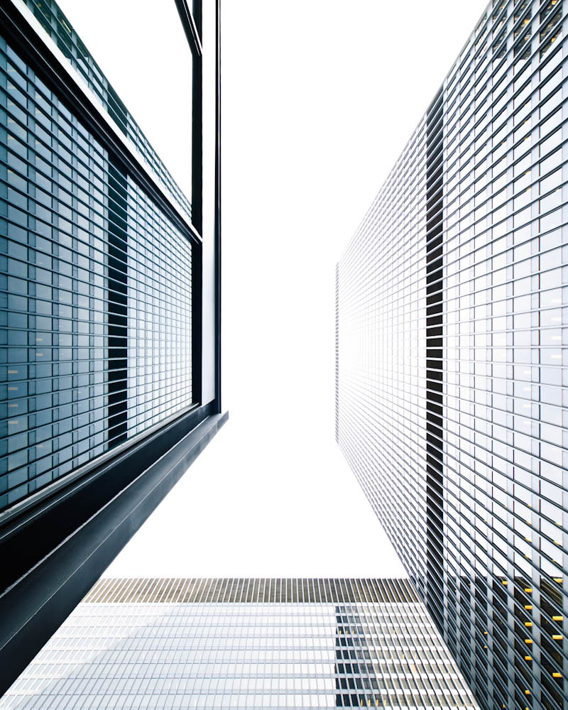 AD Classics: Chicago Federal Center / Mies van der Rohe
