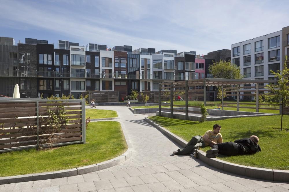Architecture Photography Sluseholmen Arkitema